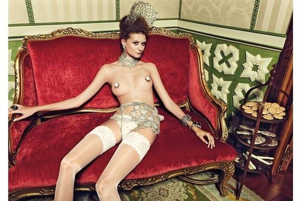 Rebecca Mir Lambertr Calendar 2012 088, Project-Firepower Gallery; Babe Celebrity Hot
