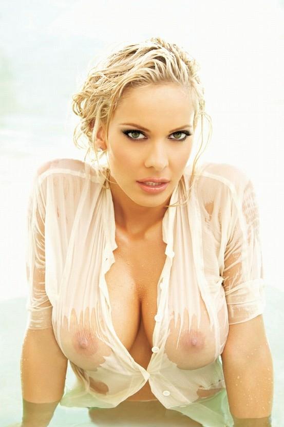 Mulheres Beleza 2 / ...; Big Tits Blonde
