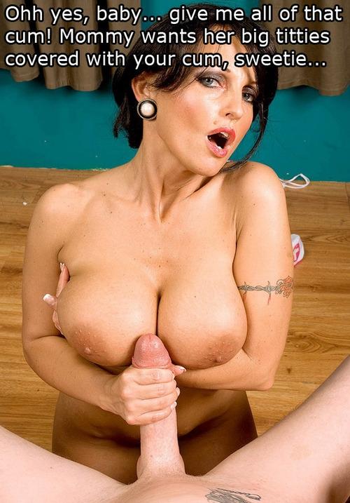 Mature sister big tits