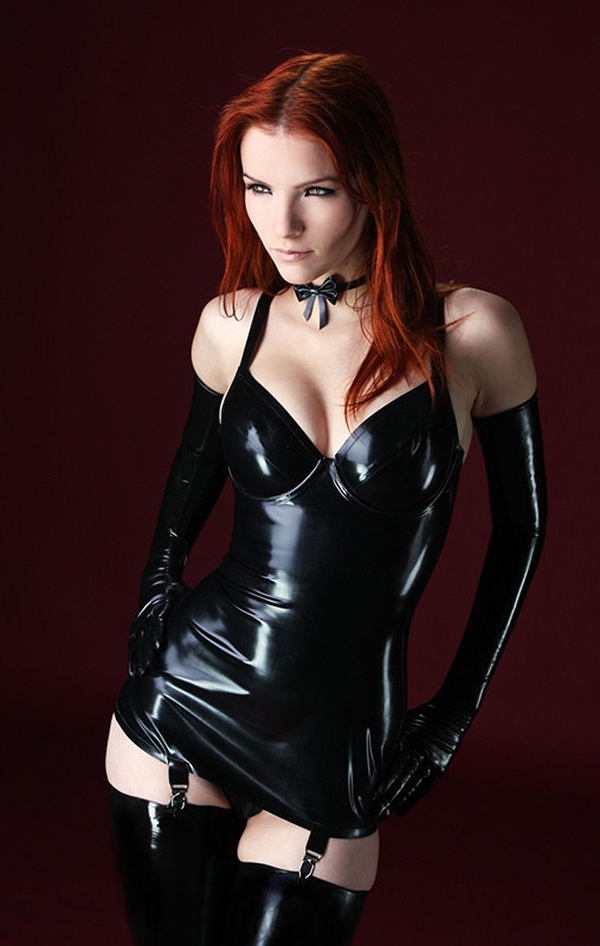 You are gloves redhead leather phrase and