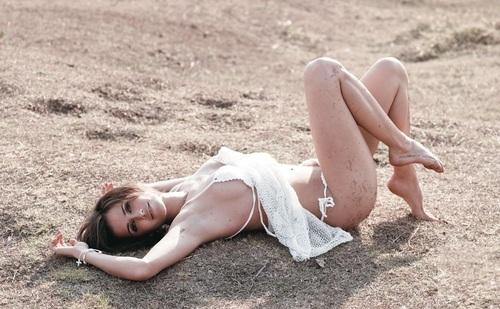 Deborah Secco; Brunette Celebrity Brazilian