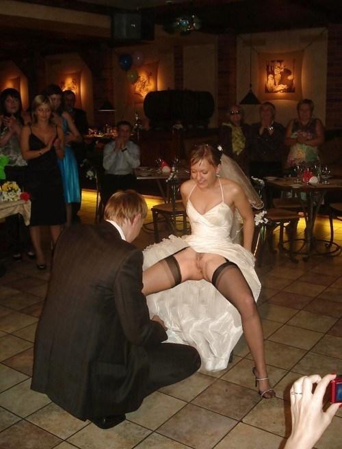 интимное фото на свадьбах