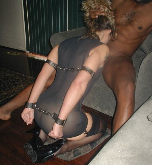 slave wife sex White