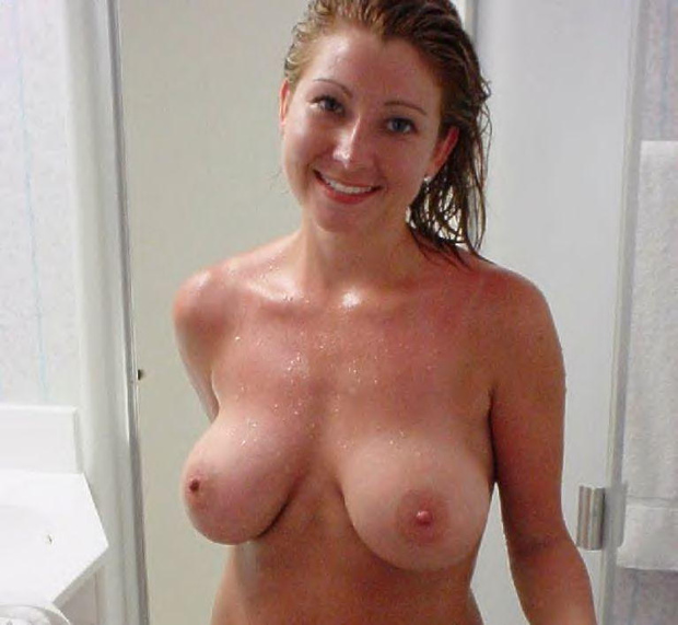 Homemade milf boobs