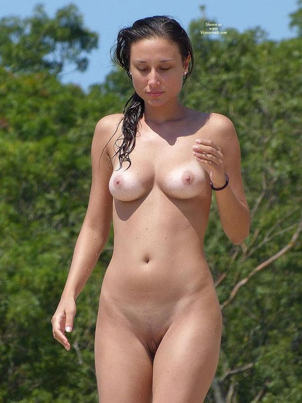 Shaved nudist naturist girls