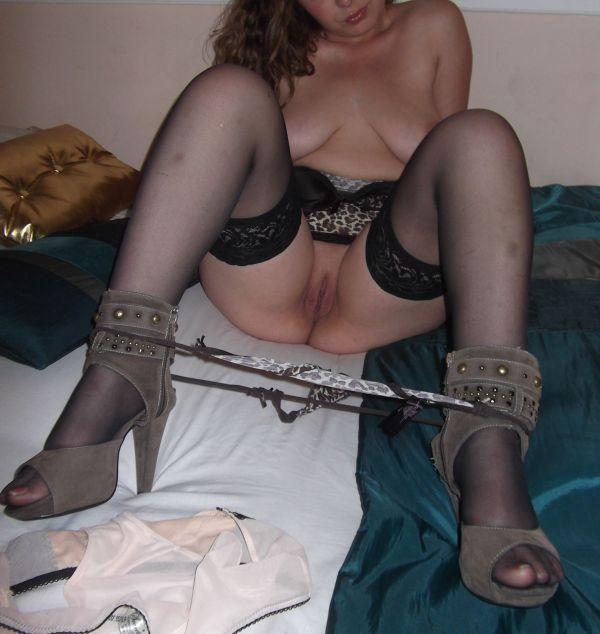 ...; Amateur BBW MILF Pussy
