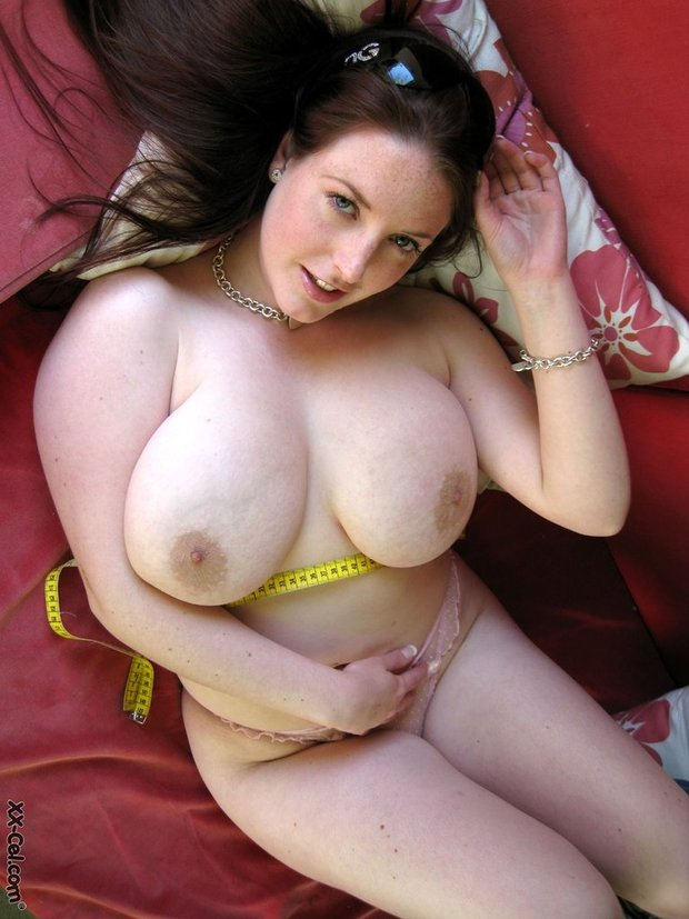 ...; BBW Big Tits Hot Panties Red Head
