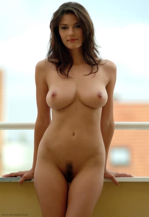 ...; Big Tits Brunette Unshaven