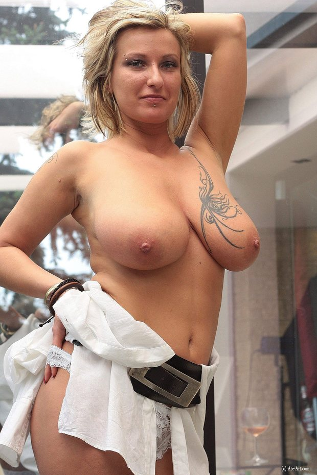 Big Tits Tattoos 43