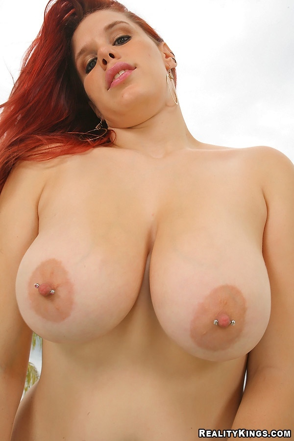sex vids red head Big