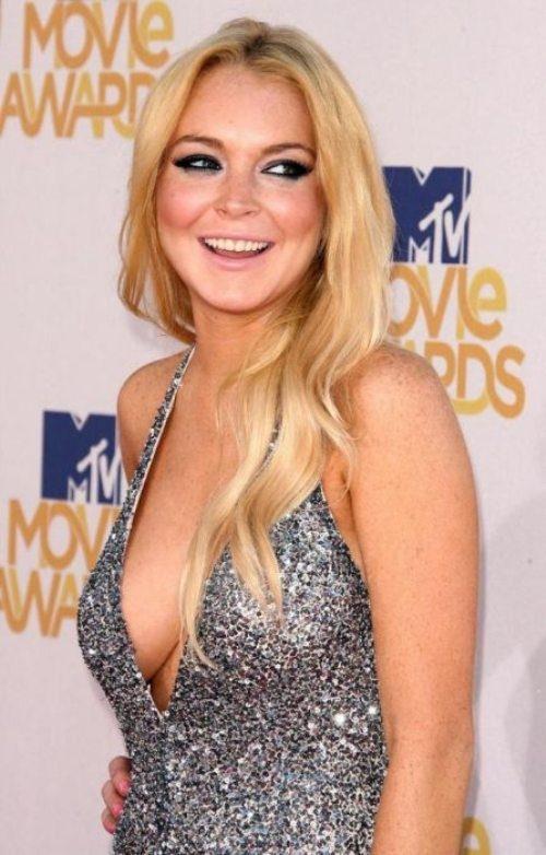 Lindsay Lohan; Celebrity