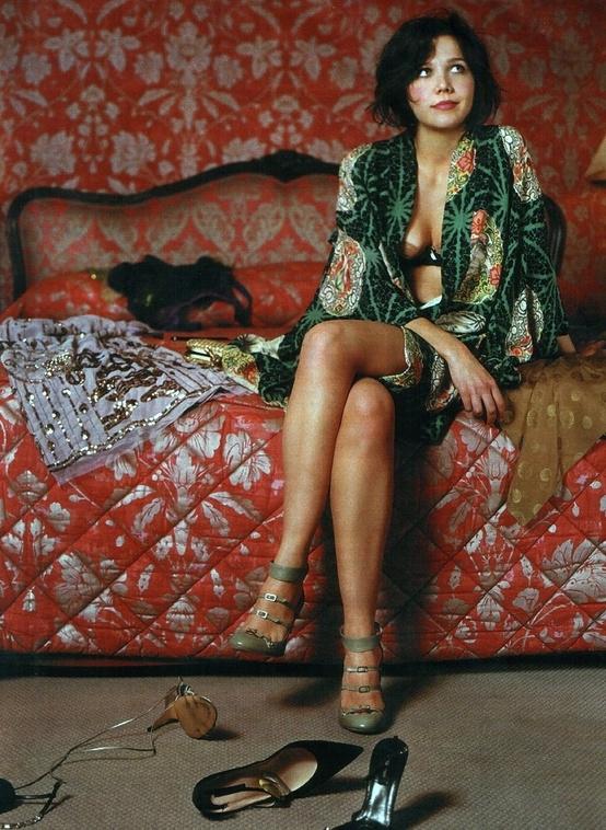 Maggie Gyllenhaal; Celebrity
