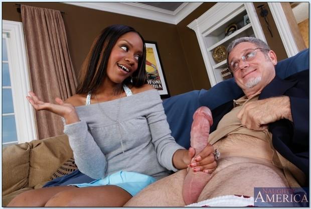 Ebony Handjob Hardcore Interracial Non Nude Pornstar