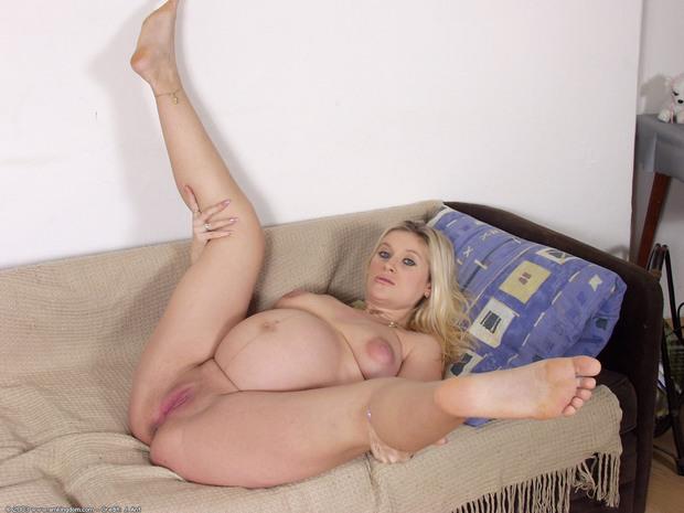...; Foot Pregnant