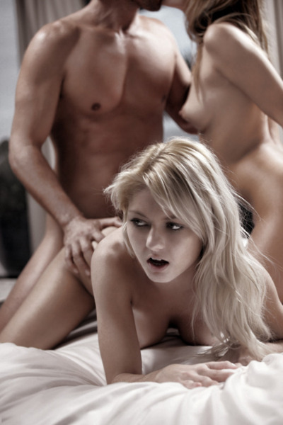 Untitled; Threesome SFW Babe Sex